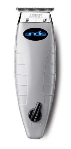 Andis 74000 Professional Cordless T-Outliner Beard Hair Trimmer