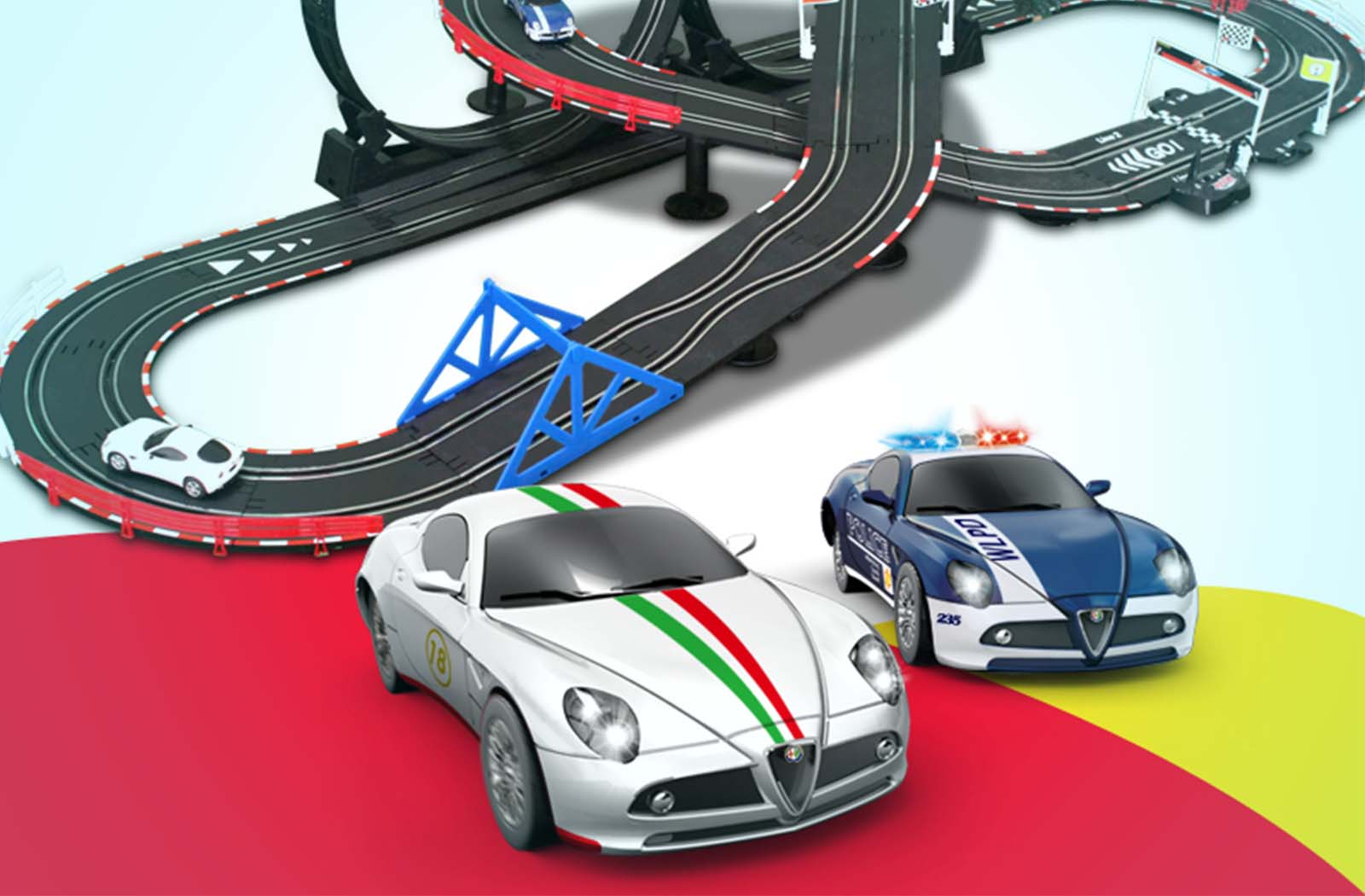 Best Slot Car Racing Sets