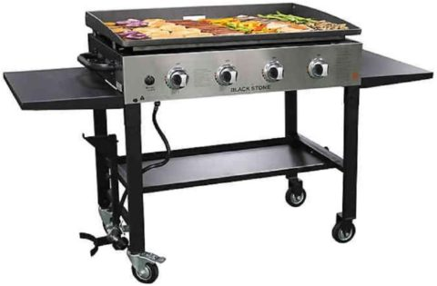 Blackstone 1565 36 Inch Outdoor Propane Gas Griddle Stainless Steel