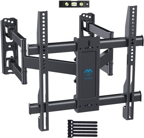 Corner TV Wall Mount Bracket Tilts