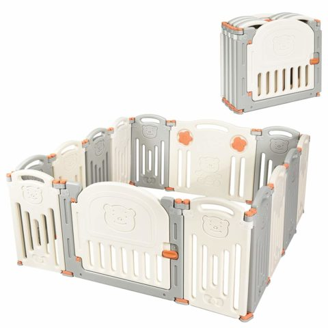 Costzon Baby Playpen