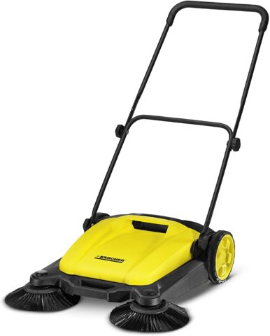 Karcher 1.766-303.0 S650 Cleaner, Yellow Black