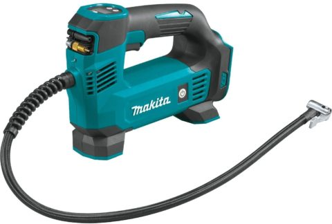 Makita DMP180ZX 18V LXT Lithium-Ion Cordless Inflator, Tool Only