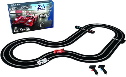 Scalextric C1368T 24 Hr Le Mans Sports Cars Slot Car Analog