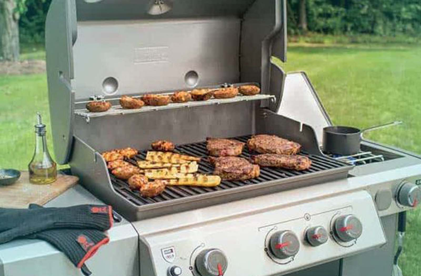 The Best Gas Grill