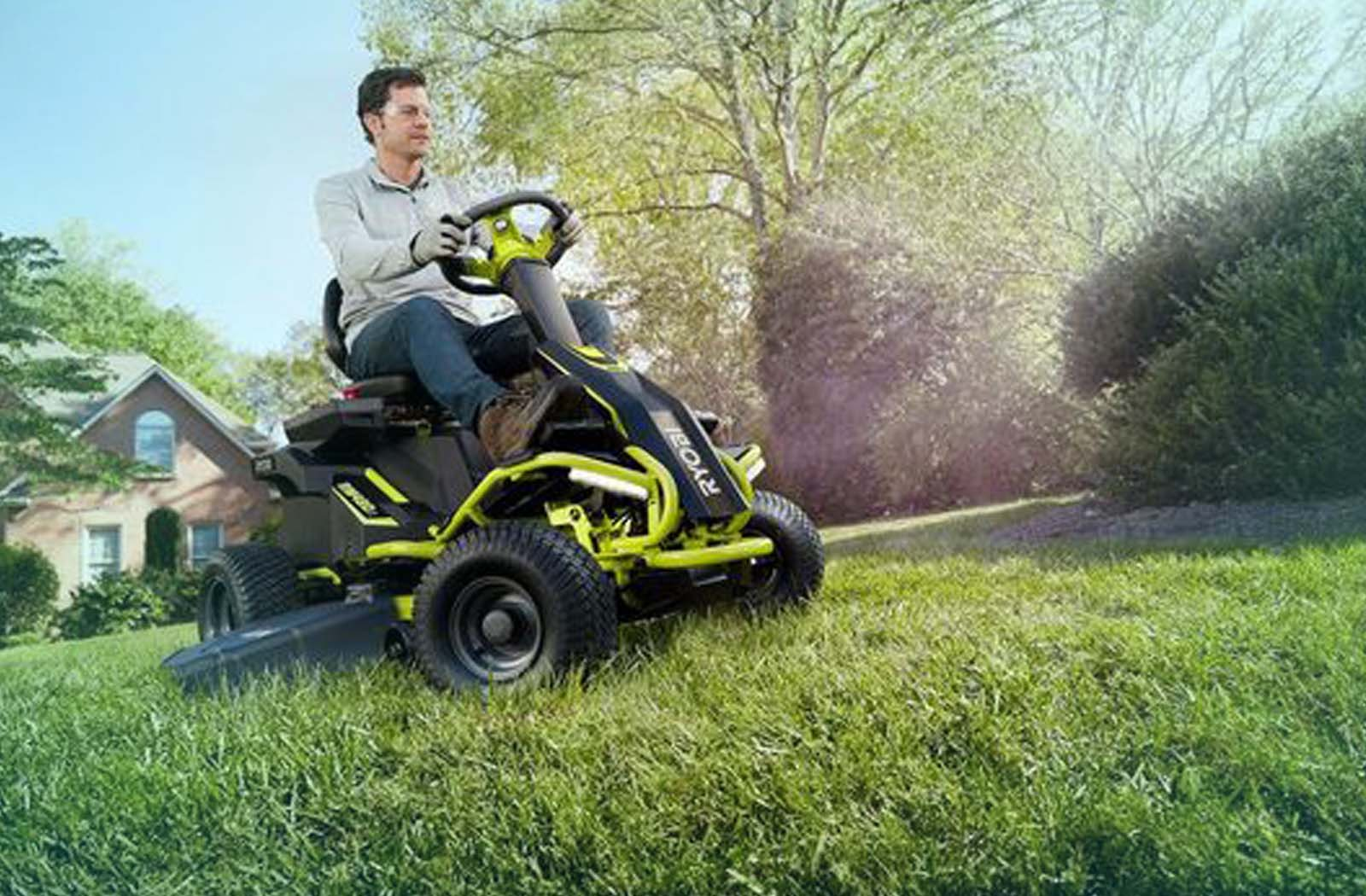 The Best Riding Lawn Mower