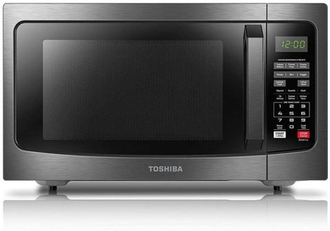 Toshiba B071WCB1T6 Microwave Oven with Smart Sensor,
