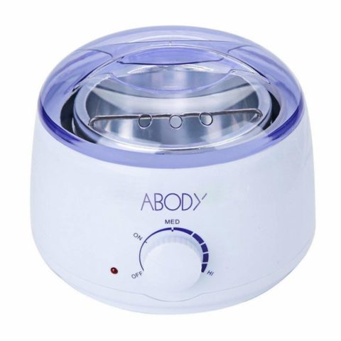 Wax Warmer, Abody Hair Removal Waxing Kit, Hot Wax Heater for Salon, Spa and Home, Wax Heater for Rapid Removing Hair of All Body, Legs, and Bikini